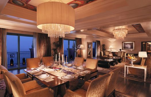 Atlantis The Palm Presidential Suite GHOTW