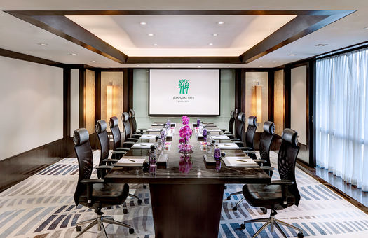 Banyan Tree Bangkok Linden Meeting Room GHOTW