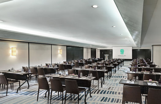 Banyan Tree Bangkok Persimmon Meeting Room GHOTW