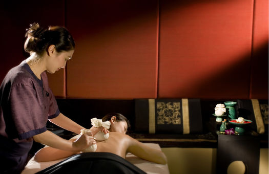 Banyan Tree Bangkok Spa GHOTW