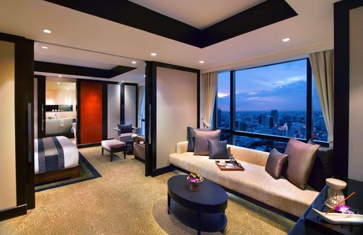 Banyan Tree Bangkok One Bedroom Suite GHOTW