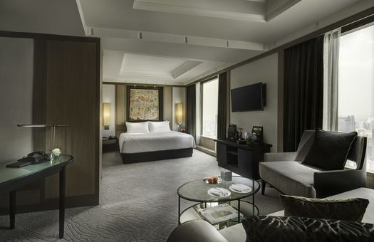 Banyan Tree Bangkok Serenity Club Room GHOTW