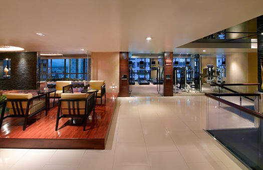 Banyan Tree Bangkok Health Club GHOTW