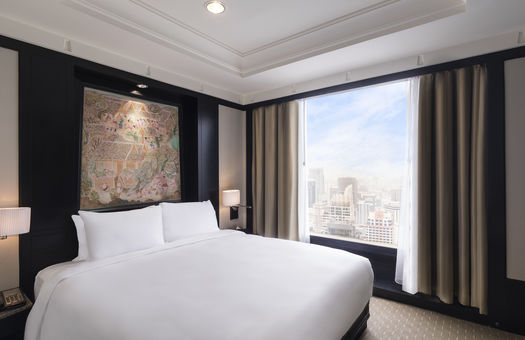 Banyan Tree Bangkok Horizon Room GHOTW