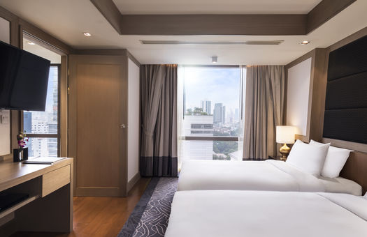 Banyan Tree Bangkok Two Bedroom Suite GHOTW